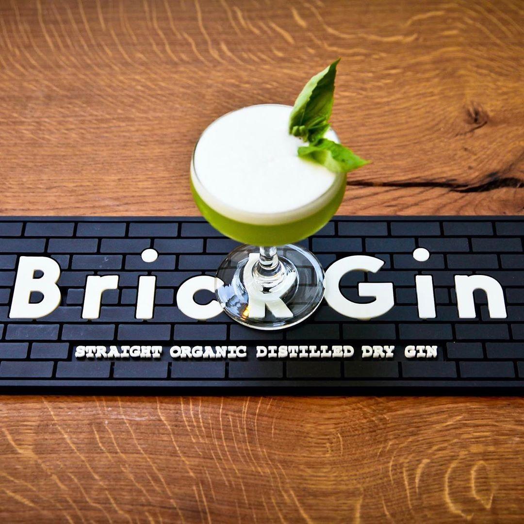 Brick Gin Organic Dry Bio